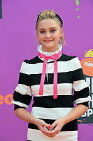Lizzy Greene at Nickelodeon's Kids' Choice Sports 2017 at UCLA's Pauley Pavilion. Los Angeles, USA 13 July  2017<br /> Picture: Paul Smith/Featureflash/SilverHub 0208 004 5359 sales@silverhubmedia.com