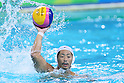Shota Hazui (JPN), <br /> AUGUST 8, 2016- Water Polo : <br /> Men's Preliminary Round group A<br /> match between Japan - Brazil <br /> at Maria Lenk Aquatic Centre <br /> during the Rio 2016 Olympic Games in Rio de Janeiro, Brazil. <br /> (Photo by Yohei Osada/AFLO SPORT)