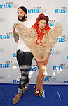 CARSON, CA - MAY 12: Travie McCoy of Gym Class Heroes and Neon Hitch  attend 102.7 KIIS FM's Wango Tango at The Home Depot Center on May 12, 2012 in Carson, California.