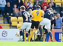 KENNY DEUCHAR SCORES LIVINGSTON'S THIRD
