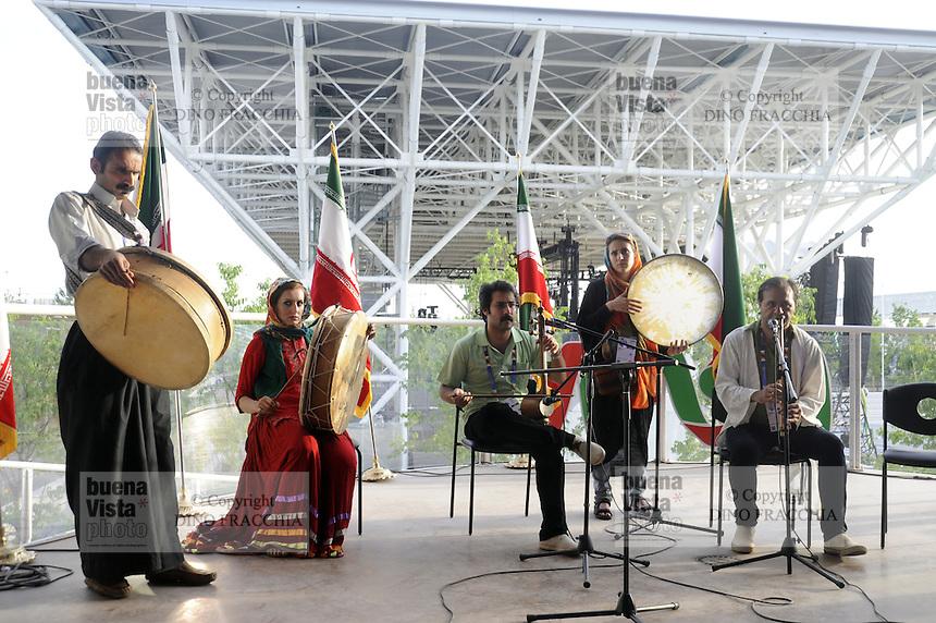 - Milano, Esposizione Mondiale Expo 2015, padiglione dell'Iran<br /> <br /> - Milan, the World Exhibition Expo 2015, Iran pavilion