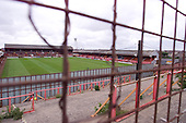 23/06/2000 Blackpool FC Bloomfield Road Ground..Kop visitors section...© Phill Heywood.