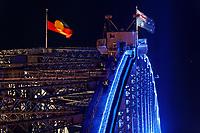 Vivid Sydney - Bridge Climb 3500px