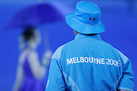 13 MAR 2006 - MELBOURNE, AUSTRALIA -  Rehearsal for the 2006 Commonwealth Games Opening Ceremony. (PHOTO (C) NIGEL FARROW)