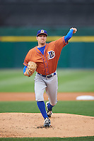 Durham Bulls starting pitcher Adam Wilk (33) during a game against the Buffalo Bisons on June 13, 2016 at Coca-Cola Field in Buffalo, New York.  Durham defeated Buffalo 5-0.  (Mike Janes/Four Seam Images)