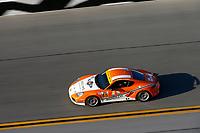 IMSA Continental Tire SportsCar Challenge<br /> The Roar Before the Rolex 24<br /> Daytona International Speedway<br /> Daytona Beach, FL USA<br /> Saturday 6 January 2018<br /> 65, Porsche, Porsche Cayman, ST, Brent Mosing, Tim Probert<br /> World Copyright: Jake Galstad<br /> LAT Images