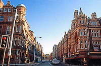 London: Mount St., Mayfair--Late Victorian style.
