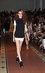Samantha Black Fashion Show - NYC Fashion Week - September 7, 2013 - New York City, NY (Photo by Sue Coflin/Max Photos)