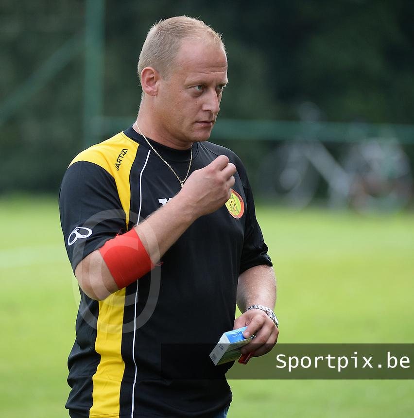 FC Lissewege : Jenko Borrizee<br /> Foto VDB / Bart Vandenbroucke