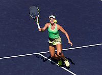 CATHERINE BELLIS (USA)<br /> <br /> BNP PARIBAS OPEN, INDIAN WELLS, TENNIS GARDEN, INDIAN WELLS, CALIFORNIA, USA<br /> <br /> &copy; TENNIS PHOTO NETWORK