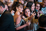 "Spanish actress Penélope Cruz attends to the premiere of ""Ma Ma"" at Capitol Cinemas in Madrid, Spain. September 09, 2015. <br /> (ALTERPHOTOS/BorjaB.Hojas)"