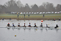 008 Abingdon RC MasE.8+..Marlow Regatta Committee Thames Valley Trial Head. 1900m at Dorney Lake/Eton College Rowing Centre, Dorney, Buckinghamshire. Sunday 29 January 2012. Run over three divisions.