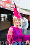 Aoife Hannon, Listowel pictured at Ladies day at Galway Races on Thursday.