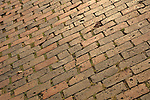 brick and cobble stone.Federal Street