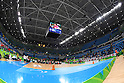 1/General view, <br /> SEPTEMBER 18, 2016 - WheelChair Rugby : <br /> 3rd place match Japan - Canada  <br /> at Carioca Arena 1<br /> during the Rio 2016 Paralympic Games in Rio de Janeiro, Brazil.<br /> (Photo by AFLO SPORT)