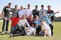 Homerton Rangers 'B' - East London Sunday League Dick Coppock Cup Final Winners at Wadham Lodge - 01/05/11 - MANDATORY CREDIT: Gavin Ellis/TGSPHOTO - Self billing applies where appropriate - Tel: 0845 094 6026