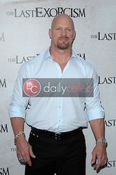 """Steve Austin<br /> at a Special Screening of """"The Last Exorcism,"""" Arclight Theater, Hollywood, CA. 08-24-10<br /> David Edwards/Dailyceleb.com 818-249-4998"""