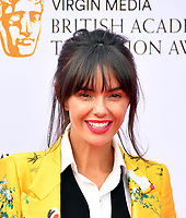 Jennifer Metcalfe <br /> at Virgin Media British Academy Television Awards 2019 annual awards ceremony to celebrate the best of British TV, at Royal Festival Hall, London, England on May 12, 2019.<br /> CAP/JOR<br /> &copy;JOR/Capital Pictures