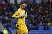 Bristol Rovers' Adam Smith during the Sky Bet League 1 match between Oldham Athletic and Bristol Rovers at Boundary Park, Oldham, England on 30 December 2017. Photo by Juel Miah / PRiME Media Images.
