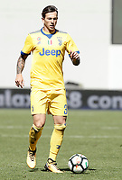 Calcio, Serie A: Reggio Emilia, Mapei stadium, 17 settembre 2017.<br /> Juventus' Federico Bernardeschi in action during the Italian Serie A football match between Sassuolo and Juventus at Reggio Emilia's Mapei stadium, September 17, 2017.<br /> UPDATE IMAGES PRESS/Isabella Bonotto
