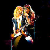 Sep 07, 1987: DEF LEPPARD -Hysteria Tour - Odeon Hammersmith London