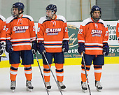 Justin Roy (Salem State - 27), Derek Crocker (Salem State - 24), Casey Terreri (Salem State - 22) - The visiting Salem State University Vikings defeated the Plymouth State University Panthers 5-2 on Thursday, November 18, 2010, at Hanaway Rink in Plymouth, New Hampshire.