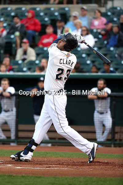 Matt Clark -2015 Colorado Springs Sky Sox (Bill Mitchell)