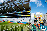 Croke Park before the Kerry v Derry in the All-Ireland Minor Footballl Final in Croke Park on Sunday.