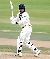 Grant Stewart bats for Kent during the County Championship Division Two (day 3) game between Kent and Northants at the St Lawrence ground, Canterbury, on Sept 4, 2018.