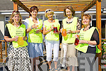 READY: Getting the Tankard Bar & Restaurant were the Spa/Fenit Kerry Hospice Branch, on Sunday to raiser funds for the Kerry Hospice Foundation, L-r: Nuala Finnegan, Margaret O'DShea, Deirdre McElligott, Maria McSwiney and Mairead Moriarty.