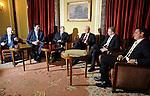 OLIMPIJSKI KOMITET, BEOGRAD, 26. Nov. 2010. -  39. Generalna skupstina Evropskih olimpijskih komiteta (EOK) koja je odrzana u Beogradu. Foto: Nenad Negovanovic