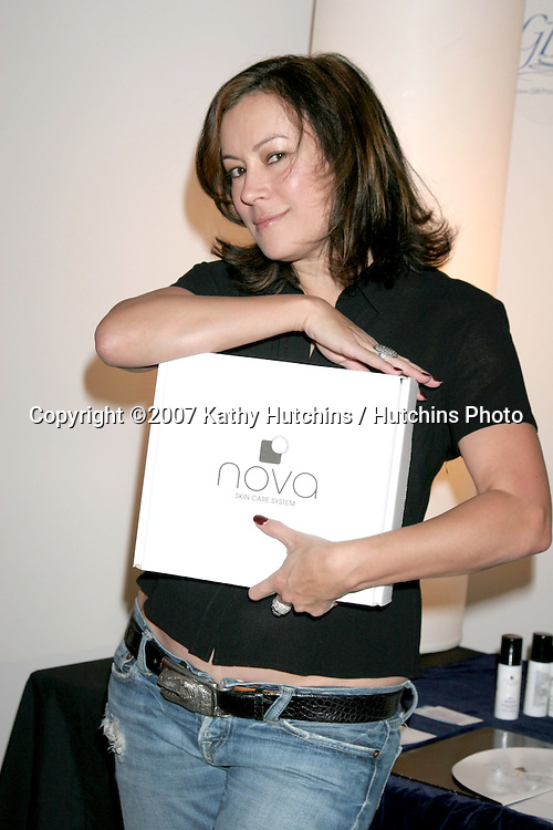 Jennifer Tilly.GBK American Music Awards Gifting Suite 2007 .The Standard Hotel Downtown .Los Angeles, CA.November 17, 2007.©2007 Kathy Hutchins / Hutchins Photo...               .