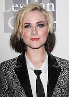"BEVERLY HILLS, CA, USA - MAY 10: Evan Rachel Wood at the ""An Evening With Women"" 2014 Benefiting L.A. Gay & Lesbian Center held at the Beverly Hilton Hotel on May 10, 2014 in Beverly Hills, California, United States. (Photo by Celebrity Monitor)"