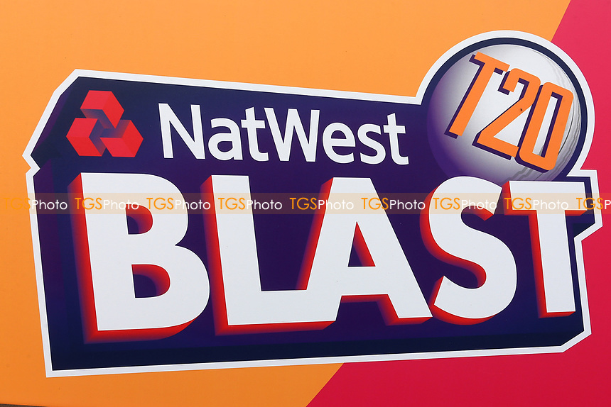 NatWest T20 Blast signage during Essex Eagles vs Surrey, NatWest T20 Blast Cricket at The Cloudfm County Ground on 7th July 2017