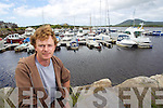 Alan Landers at Caherciveen Marina