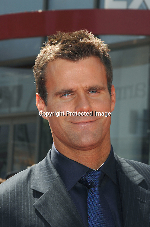 Cameron Mathison arriving at The 34th Annual Daytime Emmy Awards on June 15, 2007 at The Kodak Theatre in Hollywood, California. ..Robin Platzer, Twin Images......212-935-0770
