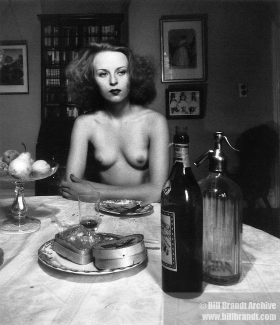 Nude, 1940s
