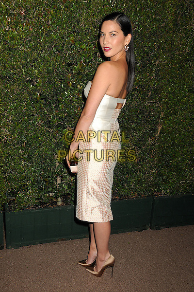 25 February 2014 - West Hollywood, California - Olivia Munn. BVLGARI &quot;Decades of Glamour&quot; Oscar Party held at Soho House.<br /> CAP/ADM/BP<br /> &copy;Byron Purvis/AdMedia/Capital Pictures