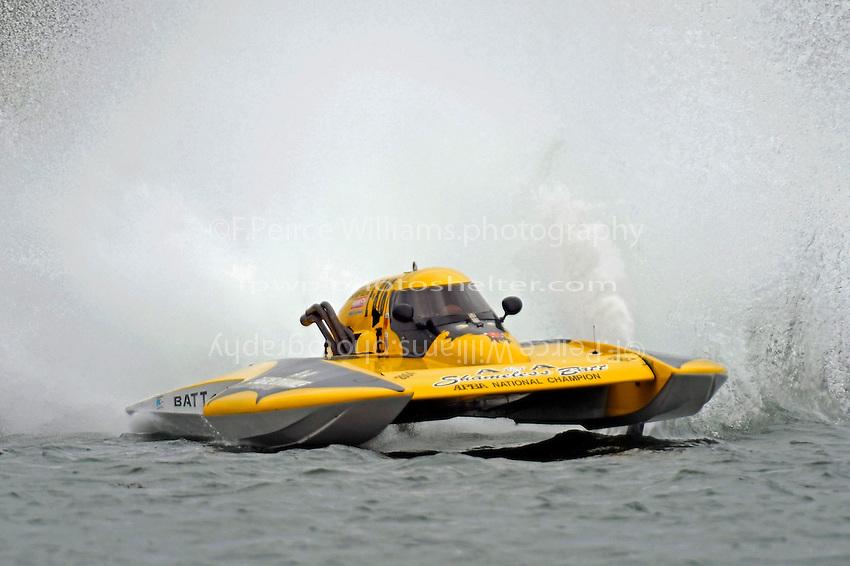 """E-816 """"Batt Boat"""" (5 Litre class hydroplane(s)"""