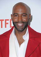 07 February 2018 - West Hollywood, California - Kamaro Brown. &quot;Netflix's &quot;Queer Eye&quot; Season 1 Premiere held at the Pacific Design Center. <br /> CAP/ADM/BT<br /> &copy;BT/ADM/Capital Pictures
