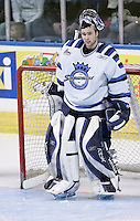 Quebec City, March 16, 2008 -  Profile photo of QMJHL (LHJMQ) Chicoutimi Sagueneen Bobby Nadeau