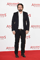 "director, Justin Kurzel<br /> at the ""Assassin's Creed"" photocall in Claridges Hotel London.<br /> <br /> <br /> ©Ash Knotek  D3211  08/12/2016"