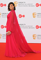 Lucy Mecklenburgh at the Virgin TV British Academy (BAFTA) Television Awards 2018, Royal Festival Hall, Belvedere Road, London, England, UK, on Sunday 13 May 2018.<br /> CAP/CAN<br /> &copy;CAN/Capital Pictures