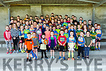Enjoying the Ballyheigue GAA Cul Camp on Monday