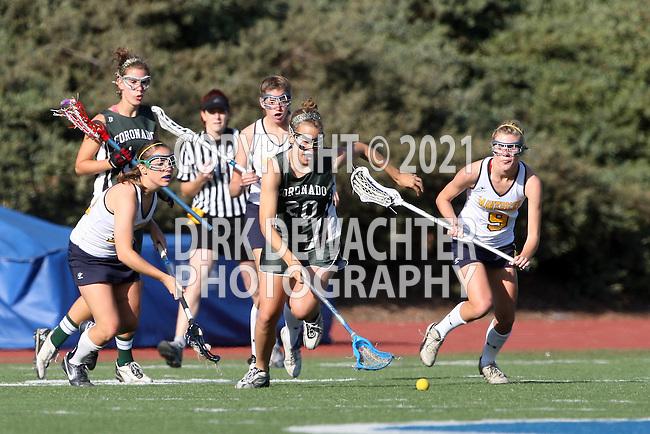 Coronado vs La Costa Canyon (CIF San Diego Sectional Girls Lacrosse Final).Rancho Bernardo High School Stadium, San Diego...\LCC.\COR..506P4185.JPG.CREDIT: Dirk Dewachter