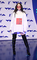 INGLEWOOD, CA - August 27: Noah Cyrus, At 2017 MTV Video Music Awards At The Forum in Inglewood In California on August 27, 2017. Credit: FS/MediaPunch