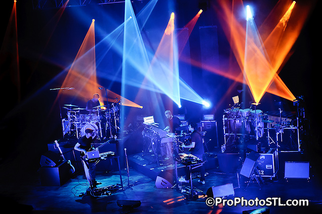 STS9 (Sound Tribe Sector 9) in concert at The Pageant in St. Louis, MO on Apr 23, 2011.