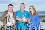 Martin Quirke, Sean Barry and Martha Farrell at the Camp Annual  Recovery Haven Celebration of Light at Garrahies Beach on Sunday