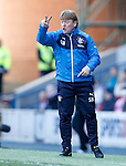 Stuart McCall leads his side to a 2-1 victory