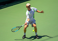 George Stoupe. 2017 Wellington Open tennis championship at Renouf Tennis Centre in Wellington, New Zealand on Wednesday, 20 December 2017. Photo: Dave Lintott / lintottphoto.co.nz